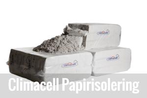 Climacell papirisolering / papiruld knap