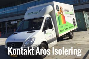 Kontakt Aros Isolering i Århus knap