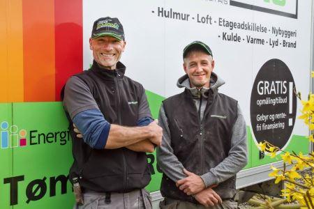 Isolatører hos Aros Isolering i Århus