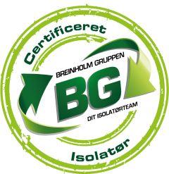 Certificeret Breinholm Isolatør