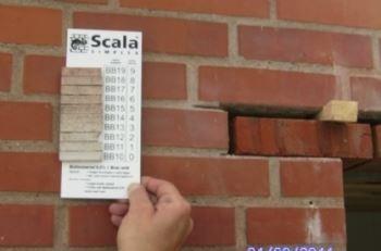Scala mørtelfarver